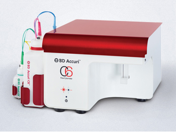 BD accuri C6 cytometer manual - College of Medicine